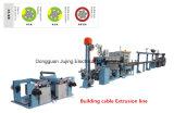 Ligne matériel d'extrudeuse de fil de câble de construction de câble de machine de câble