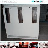 Parti di metallo rivestite della polvere bianca su ordinazione con montaggio della lamiera sottile