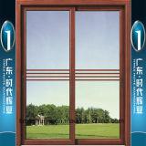 Верхняя шереножная дверь алюминия Maufacturer предлагая вися