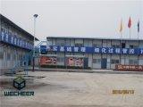 Casa Prefab do Anti-Incêndio para preço do dormitório/escritório dos trabalhadores do canteiro de obras o baixo