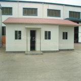 Construção de aço clara e casa residencial pré-fabricada com baixo custo