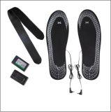 靴のための電気熱熱の靴の靴の中敷を熱する電池