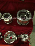 42CrMo Wcc Wcb Icc CD4 Alloy Cast Steel / Iron Machined Flange