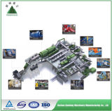 Großverkauf-automatisches festes Abfall-Management-System für städtischen Abfall
