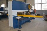 Изготовление металлического листа пробивая машины CNC для обрабатывать металлического листа