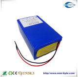 Batería de litio para la E-Bici, E-Sillones de ruedas, vespa