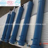 Cilindro hidráulico telescópico de efecto simple de la venta caliente