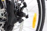 tipo bicicleta de 26 '' Motorlife H de montanha elétrica do motor MTB com suspensão cheia
