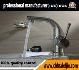 Robinet de bassin de salle de bains d'acier inoxydable de la Chine