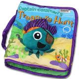 Venta al por mayor del bebé del paño Libros para bebés