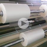 Film/BOPPの熱フィルムかロール積層のフィルムを薄板にする透過光沢