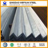 Q345 barra di angolo dell'uguale dell'acciaio di lunghezza della struttura d'acciaio 5.8m