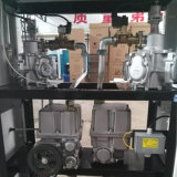 Una stazione di servizio 4 della tastiera del metallo di Displays-2 Nozzles-2 - ISO9001