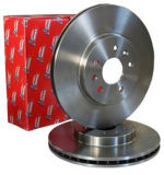 Schijf de van uitstekende kwaliteit van de Rem voor Landrover OE: Sdb000614
