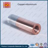 Staaf van het Aluminium van het Koper van de fabriek de Elektro