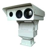 Câmara de vigilância da deteção dos pontos quentes de escala longa