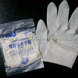 Высокоскоростная полноавтоматическая фабрика машины упаковки подачи перчатки
