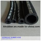 De Vlotte Hydraulische RubberSlang van uitstekende kwaliteit van de Oppervlakte