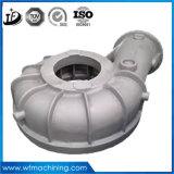 Bâti centrifuge électrique liquide de turbine de pompe d'acier inoxydable de pompe à eau de boue d'industrie de bâti d'OEM,