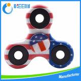 Friemelt het Nieuwe Type van China de Spinner van de Hand van de Vinger van het Stuk speelgoed