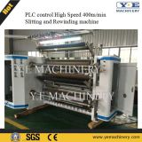 Wenzhou PLC управления бумажная разрезая перематывать машина