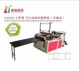 Machine de fabrication de sacs à grande vitesse sans étirements