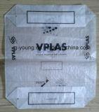 sacchetto di plastica della valvola del cemento di 50kg pp