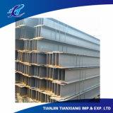 Matériau de construction Ss400 faisceau H laminé à chaud