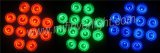 Im Freien12x15w 6 in 1 flachem LED-dünnem NENNWERT