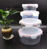Banheira de vender Grau Alimentício Conjunto de armazenamento de borossilicato de vidro
