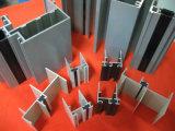 Powdercoated salto térmico de Perfiles de Aluminio Perfiles de aluminio