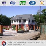 Structure légère en acier préfabriqués Sinoacme Chambre en Russie