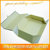 Магнитное закрытие картон Складная коробка для хранения