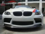 Corredo Widebody del corpo di Vorsteiner Gtrs3 per BMW E92 E93 M3 08-11