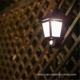 2016 Lamp van de Muur van de LEIDENE de ZonneSensor van de Motie (RS2012)