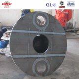 Grand ensemble soudé de construction en acier de fabrication de métal