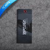 Prix d'usine Custom Logo Kraft Paper Hang Tags for Garment