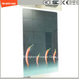 ULTRAVIOLETA de la pintura de 4-19m m Digitaces pintada/imprimió/el vidrio templado/endurecido de la seguridad del modelo para la tajadera, cocina, decoración casera con SGCC/Ce&CCC&ISO