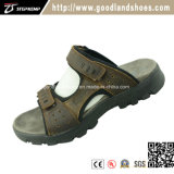 Chaussures antidérapantes résistantes 20049 de santals d'été de poussoirs occasionnels neufs de plage
