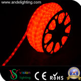 13mm 2cable resistente al agua de las luces de LED Flexible cuerda suave