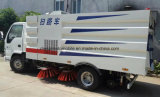 Isuzu 5 Cbm Straße säubern 5000 L Straßen-Kehrmaschine-LKW