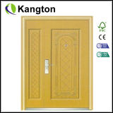 Дверь-Leaf Steel Door одного и Half (стальная дверь)