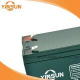 bateria solar de 12V 7ah para o sistema portátil do painel solar