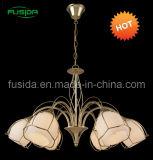 Домашняя стеклянная люстра лампы освещения Сделано в Китае