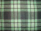 Tessuto di lana grigio Blenched lane dell'erica