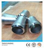 Redutor sem emenda do aço inoxidável do ANSI B16.9 A403 304L