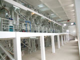 30tpd/50tpd/100tpd/200tpd/300tpd /400tpd 500tpd beenden schlüsselfertige Reismühle-Pflanze