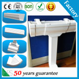 Rain Gutter Plastic End Cap for Water Collector