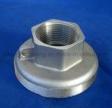 Tubo del pezzo fuso dell'acciaio inossidabile CF8m di alta precisione che connette con gli st 16949