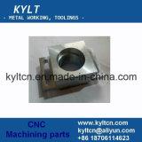 Wedm, EDM, CNC, der für Befestigungsteile (Aluminium, Mg maschinell bearbeitet, Stahleisen)